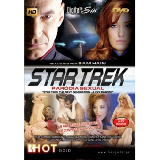 STAR TREK: PARÓDIA SEXUAL  BLU-RAY