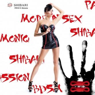 DEMONIQ DRESS PACK YUKIKO SHIBARI BLACK