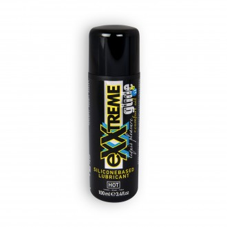 HOT™ EXXTREME GLIDE SILICONE LUBRICANT 100ML