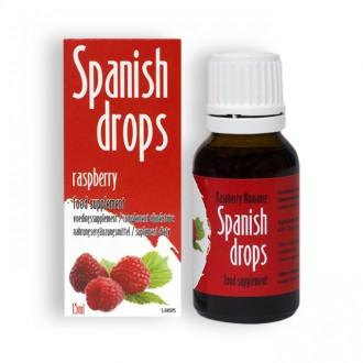 GOTAS SPANISH FLY FRAMBOESA 15ML
